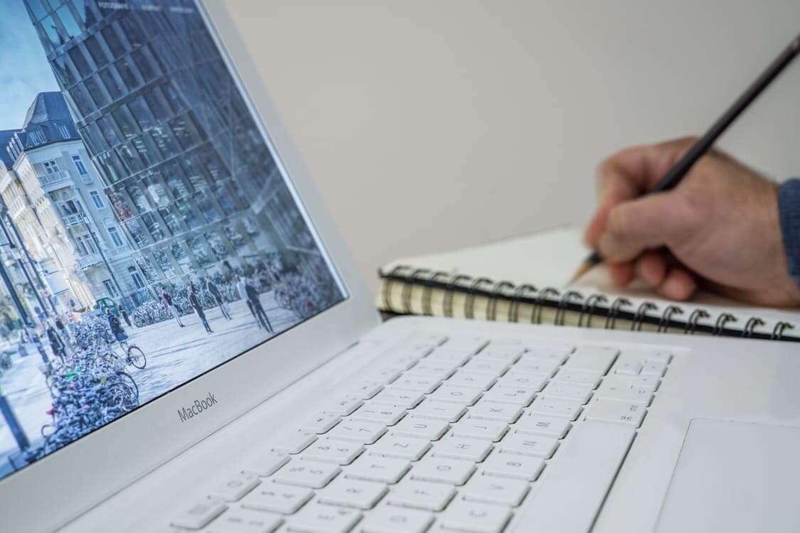 Coloque seu planejamento no papel