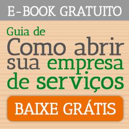 Guia gratuito para abertura de empresas de serviço