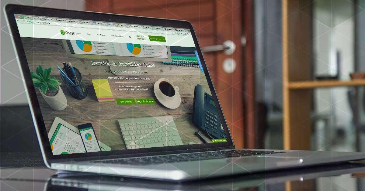 Como escolher a contabilidade online