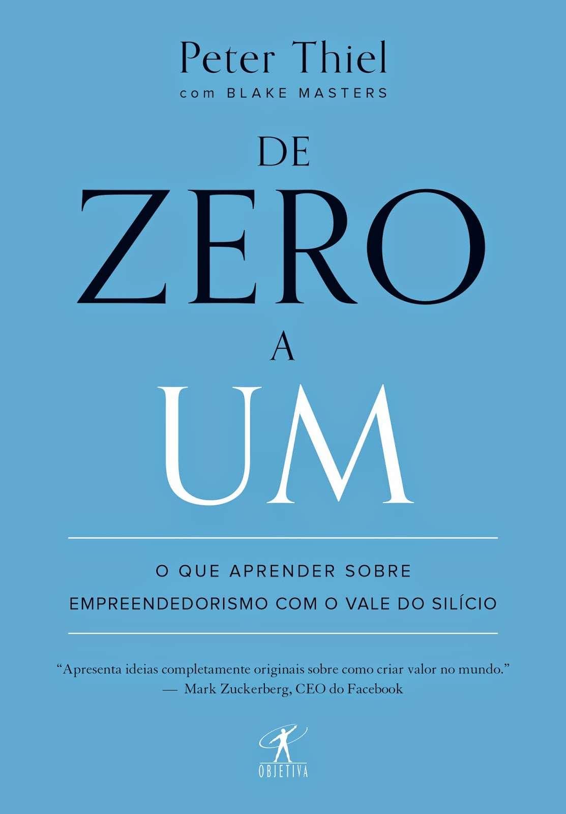 De Zero a Um - Peter Thiel