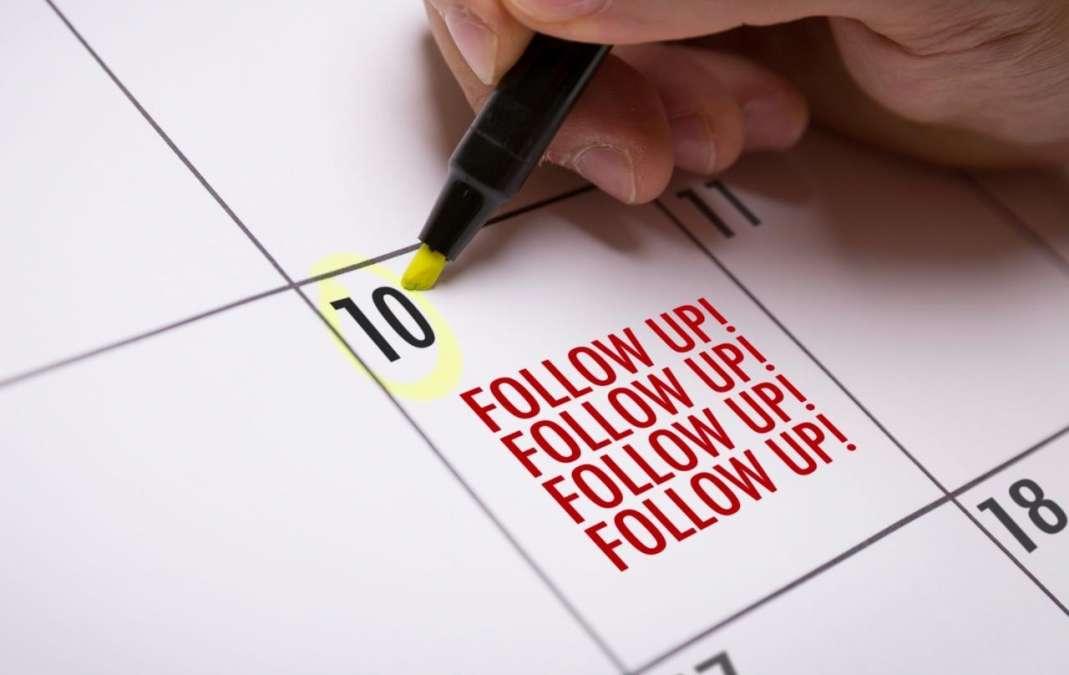 Follow up: o que é e qual sua importância para os contadores?